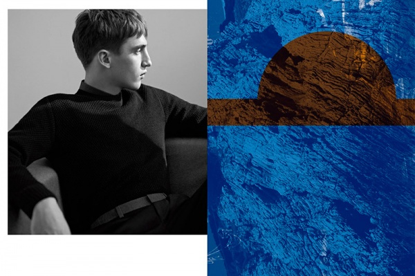 dior homme 2013 fall lookbook 6 Dior Homme Fall 2013 Menswear Lookbook