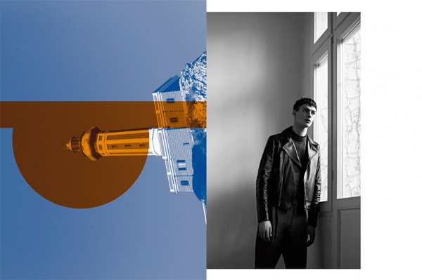 dior homme 2013 fall lookbook 7 Dior Homme Fall 2013 Menswear Lookbook