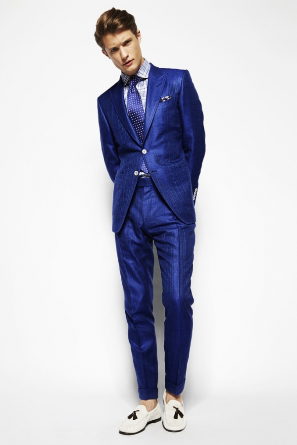 tom ford 2014 spring collection 2 Tom Ford Spring 2014 Collection