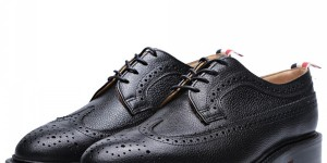 Thom Browne Long Wing Brogue
