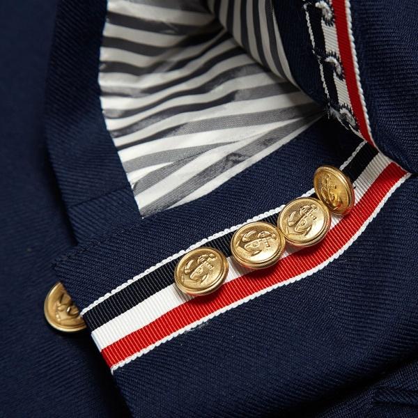 03 07 2013 tb classicsportcoat navy6 Thom Browne Classic Sportcoat
