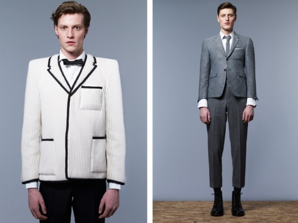 thombrown fall2013 01 630x472 Thom Browne Fall/Winter 2013 Lookbook
