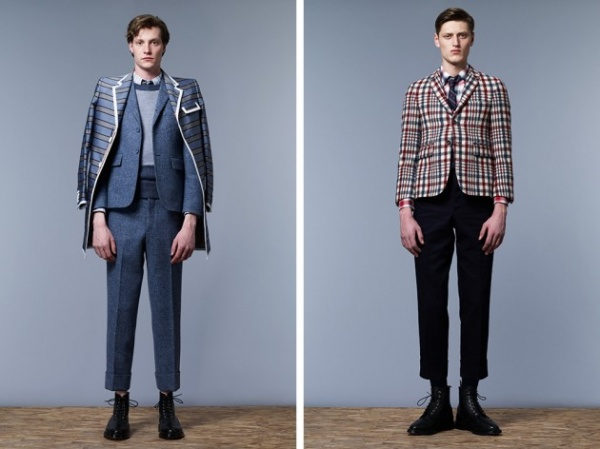 thombrown fall2013 04 630x472 Thom Browne Fall/Winter 2013 Lookbook