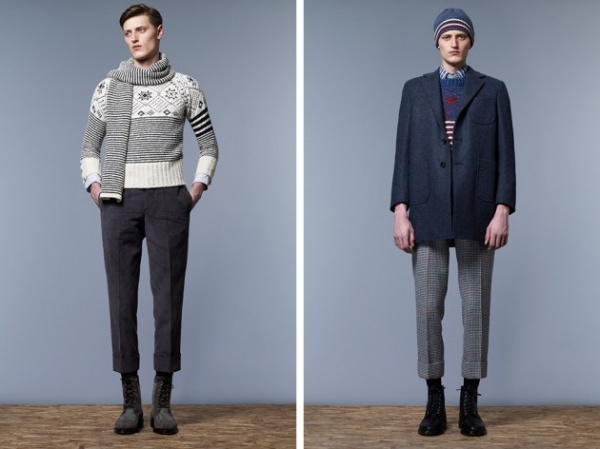 thombrown fall2013 07 630x472 Thom Browne Fall/Winter 2013 Lookbook