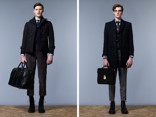 thombrown fall2013 11 630x472 Thom Browne Fall/Winter 2013 Lookbook