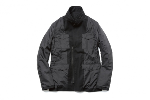 uniform experiment reversible m 65 dress code jacket 2 Uniform Experiment Reversible M65 Dress Code Jacket
