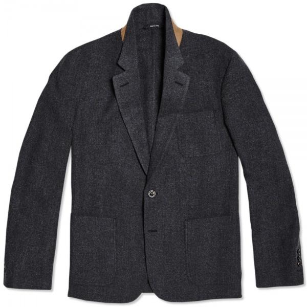 05 08 2013 mmm blazer  Maison Martin Margiela Deconstructed Blazer