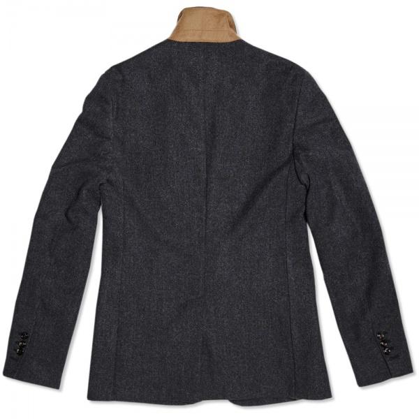 05 08 2013 mmm blazer d7 Maison Martin Margiela Deconstructed Blazer