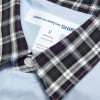 Comme des Garcons SHIRT Tartan Collar Dress Shirt 2