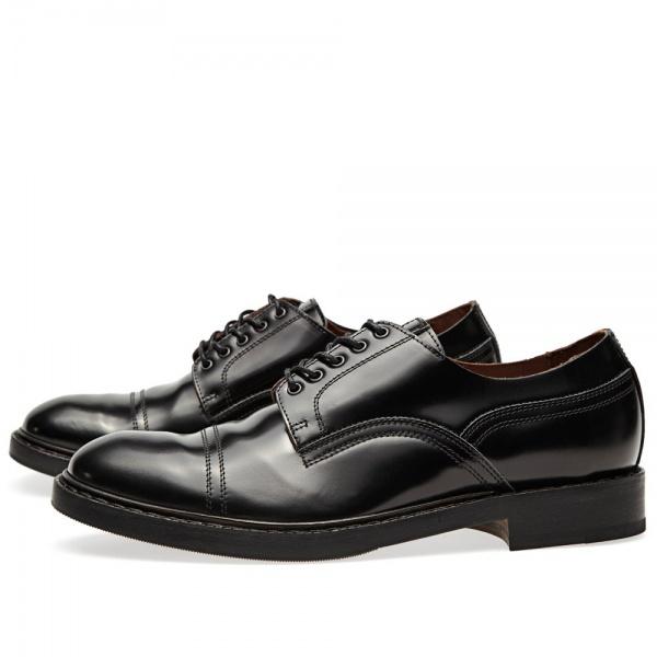 09 08 2013 acne captoederby black 2 Acne Askin Cap Toe Derby Shoe