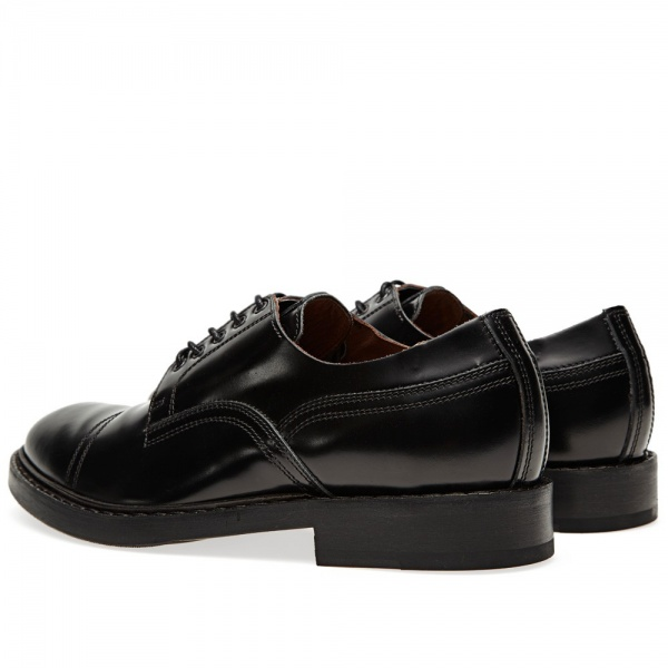 09 08 2013 acne captoederby black 3 Acne Askin Cap Toe Derby Shoe