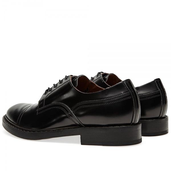 09 08 2013 acne captoederby black 3 Acne Askin Cap Toe Derby Shoe