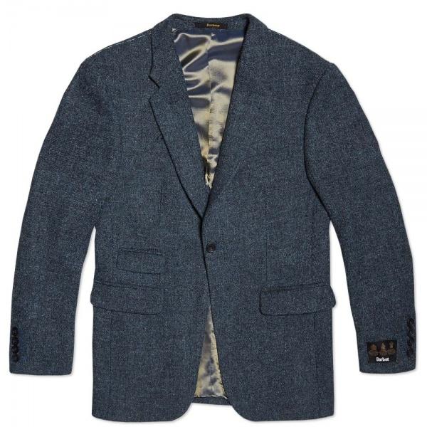 28 08 2013 barbournorton garstang bluemarl 1 Barbour x Norton & Sons Garstang Jacket