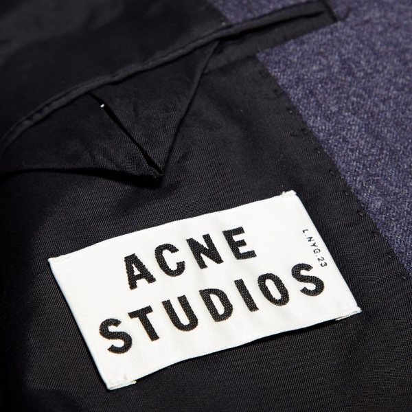 04 09 2013 acne suit navy d5 Acne Drifter Jacket