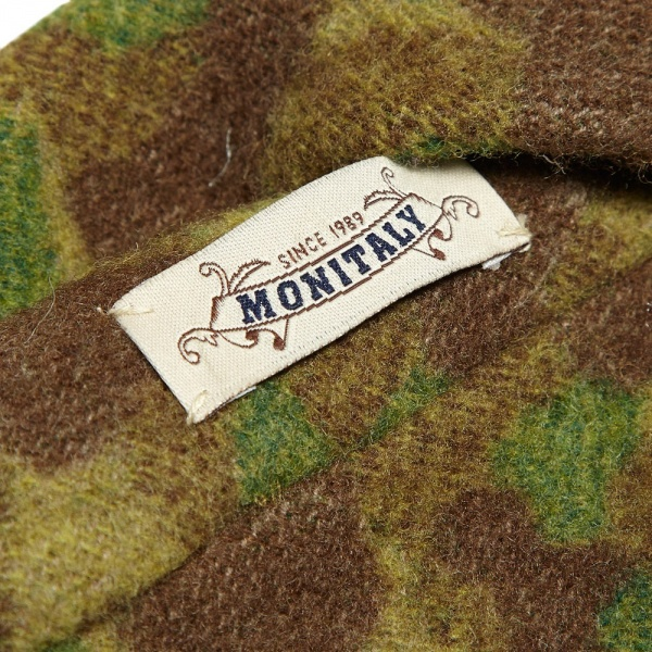 12 09 2013 monitaly wooltee camo3 Monitaly Wool Camouflage Tie