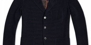 Missoni Three-Button Wool Blazer