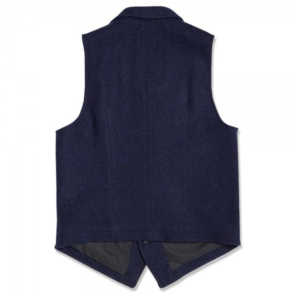26 08 2013 nigelcabourn malloryvest indigo2 Nigel Cabourn Mallory Vest