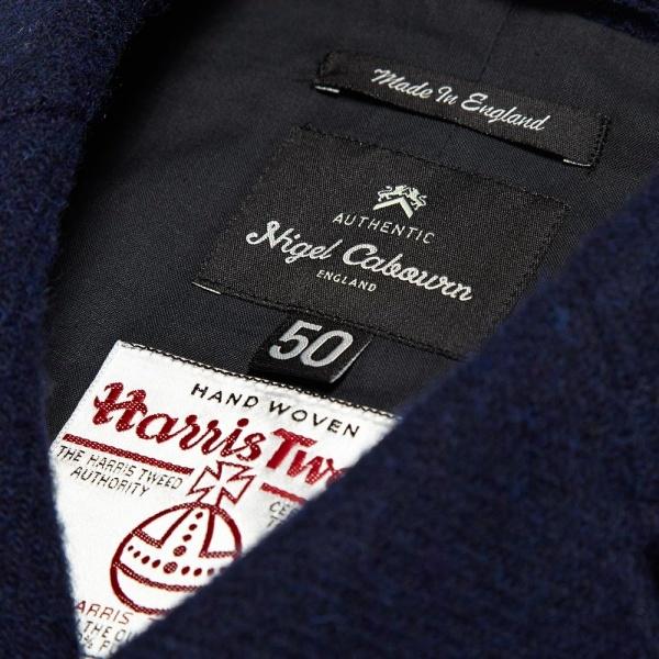 26 08 2013 nigelcabourn malloryvest indigo4 Nigel Cabourn Mallory Vest