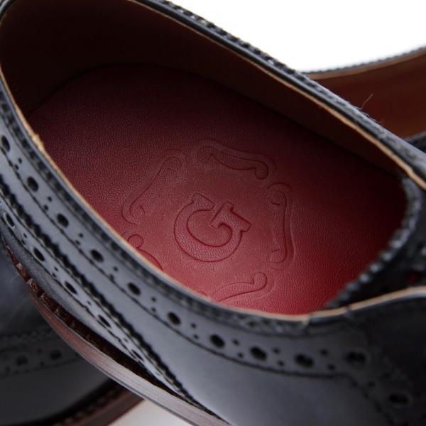 14 05 2013 grenson stanleybrougue black6 Grenson Angus Brogue Shoe