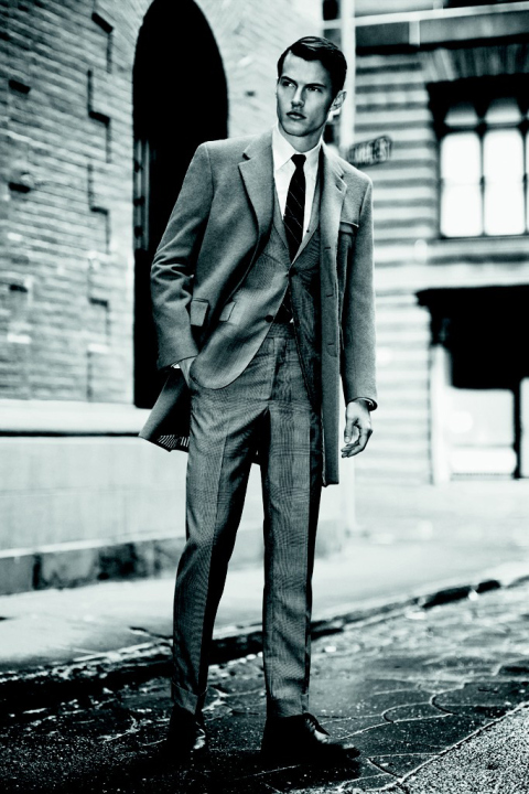 thom browne set to introduce classic tailoring in fall 2014 1 Thom Browne to Introduce Classic Tailoring in 2014