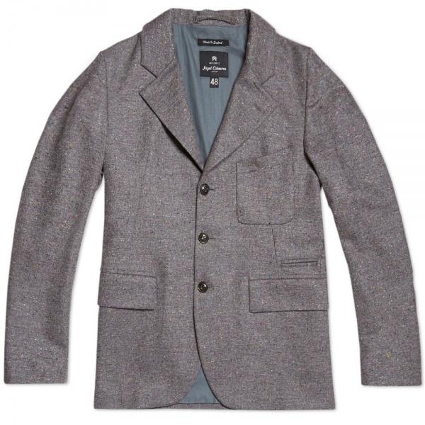 04 12 2013 nigelcabourn businessjacket grey Nigel Cabourn Business Jacket