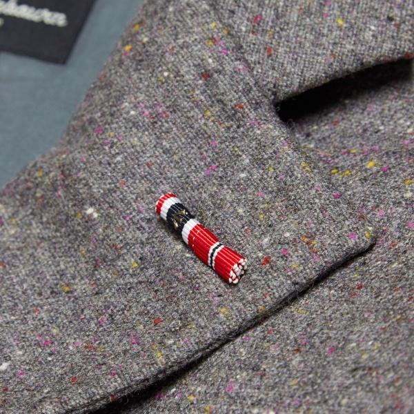 04 12 2013 nigelcabourn businessjacket grey d1 Nigel Cabourn Business Jacket