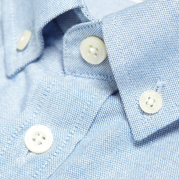 16 08 2013 np antonoxford navy 4 Norse Projects Anton Oxford Dress Shirt
