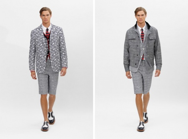 Black Fleece Summer 2014 00 630x467 Black Fleece by Brooks Brothers Spring/Summer 2014 Lookbook