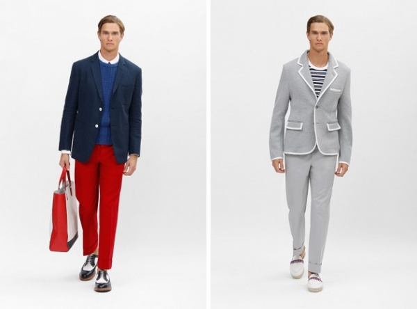 Black Fleece Summer 2014 08 630x467 Black Fleece by Brooks Brothers Spring/Summer 2014 Lookbook