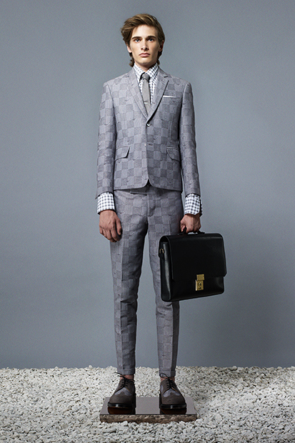 thom browne 2014 springsummer lookbook 06 Thom Browne Spring/Summer 2014 Collection