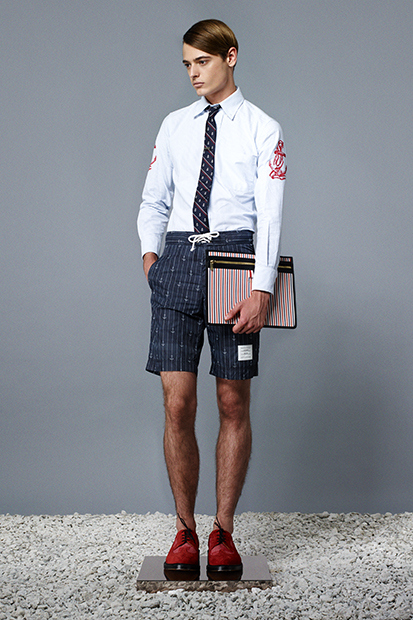 thom browne 2014 springsummer lookbook 07 Thom Browne Spring/Summer 2014 Collection