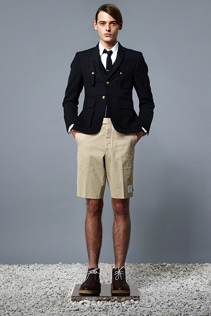 thom browne 2014 springsummer lookbook 12 Thom Browne Spring/Summer 2014 Collection
