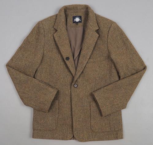 TheJanteLawSportsCoatGreen L1 The Jante Law Single Button Wool Sport Coat