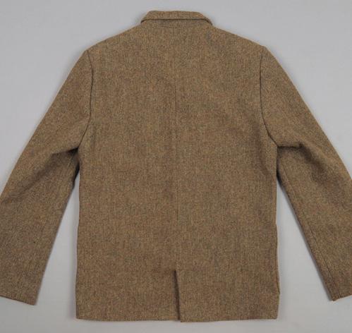 TheJanteLawSportsCoatGreen L4 The Jante Law Single Button Wool Sport Coat