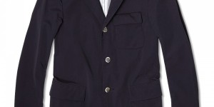 Beams Plus 3-Button Windstopper Blazer