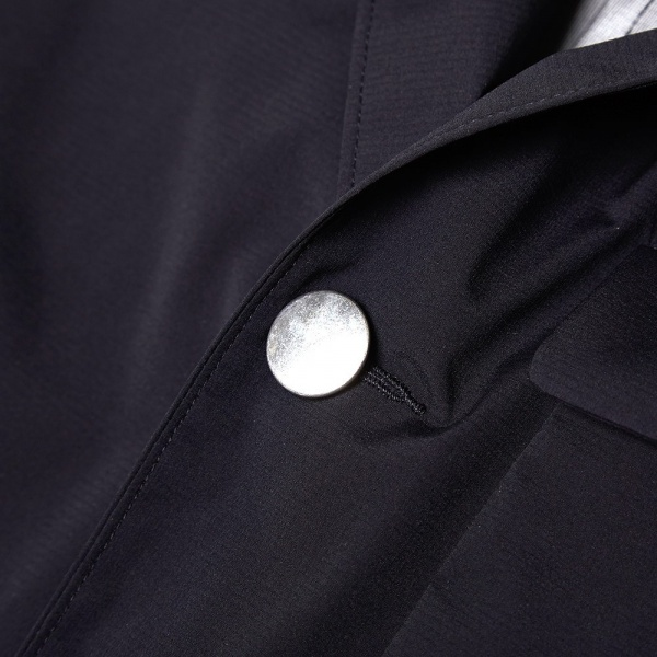 22 02 2014 beamsplus 3buttonwindstopperblazer navy 2 Beams Plus 3 Button Windstopper Blazer
