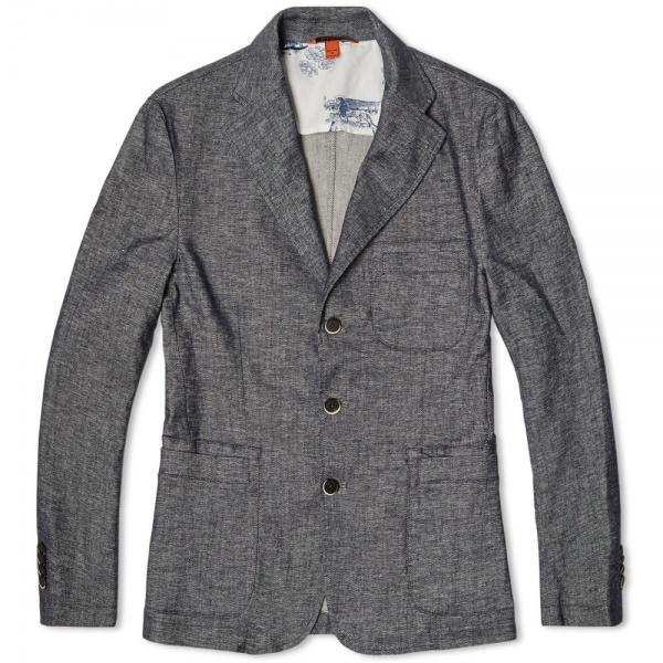 20 03 2014 barena tatijacket navytramaio 1 Barena Tati Jacket
