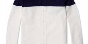 Mighty-Mac Aro Button Down Oxford Shirt