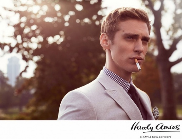 Hardy Amies Spring 2014 11 630x485 Hardy Amies of Saville Row Spring/Summer 2014 Lookbook