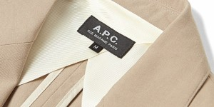 A.P.C. Cotton Blazer 3
