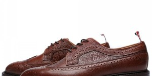 Thom Browne Split Welt Sole Long Wing Brogue 1