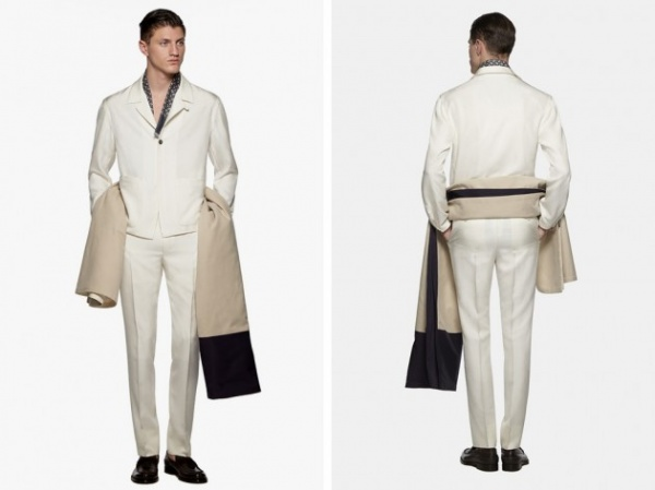 zegna couture ss2014 09 630x472 Ermenegildo Zegna by Stefano Pilati Spring 2014 Collection