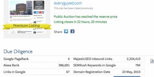 EveryGuyed Network Sale