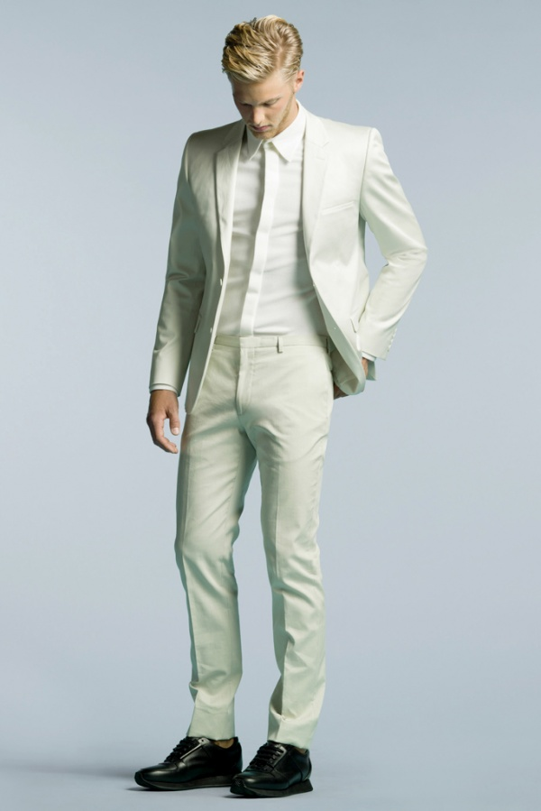 calvin klein mens 2015 prespring collection lookbook 4 Calvin Klein 2015 Pre Spring Resort Collection Suiting