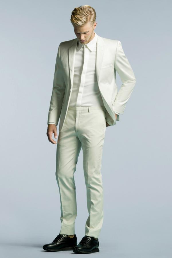 calvin klein mens 2015 prespring collection lookbook 4 Calvin Klein 2015 Pre Spring Resort Collection Suiting