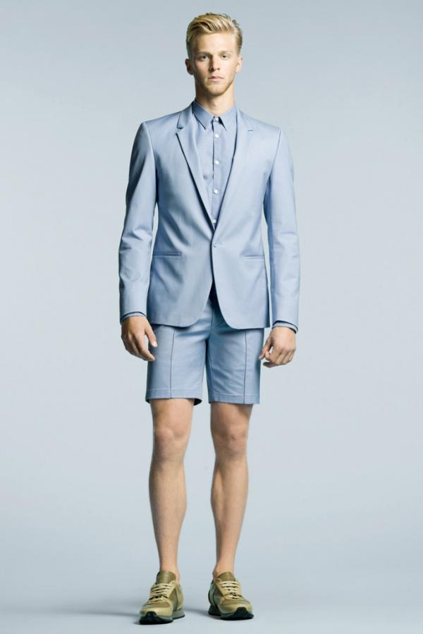 calvin klein mens 2015 prespring collection lookbook 6 Calvin Klein 2015 Pre Spring Resort Collection Suiting