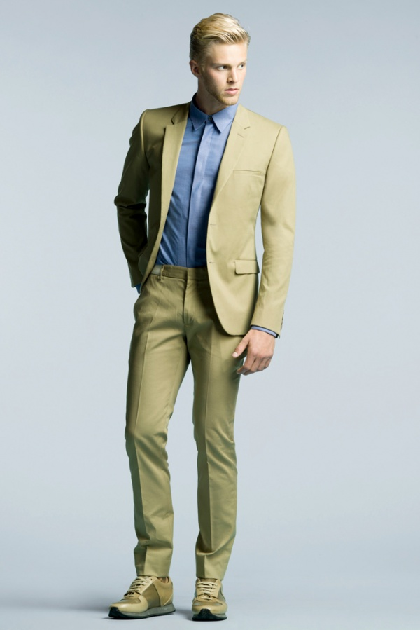 calvin klein mens 2015 prespring collection lookbook 8 Calvin Klein 2015 Pre Spring Resort Collection Suiting