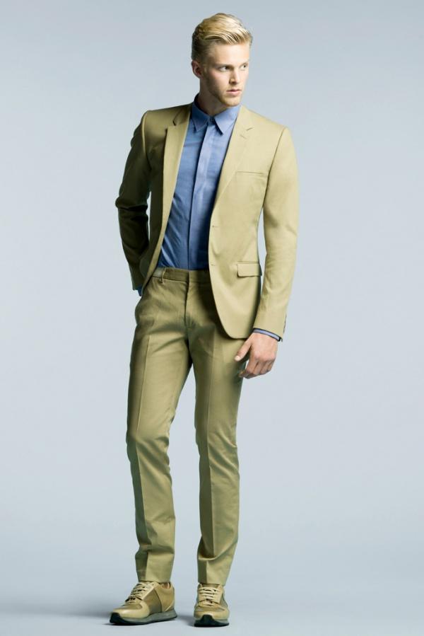 calvin klein mens 2015 prespring collection lookbook 8 Calvin Klein 2015 Pre Spring Resort Collection Suiting
