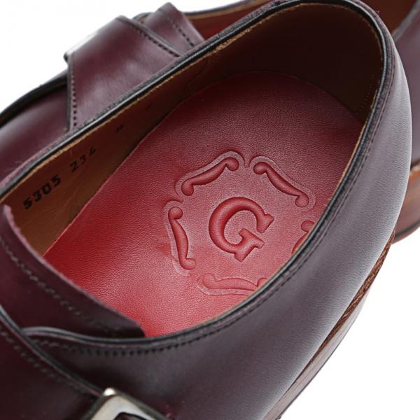09 07 2014 grenson nathansinglestrapmonkshoe burgundy 4 Grenson Nathan Single Strap Monk Shoe