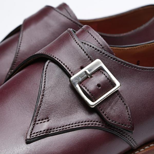 09 07 2014 grenson nathansinglestrapmonkshoe burgundy 5 Grenson Nathan Single Strap Monk Shoe
